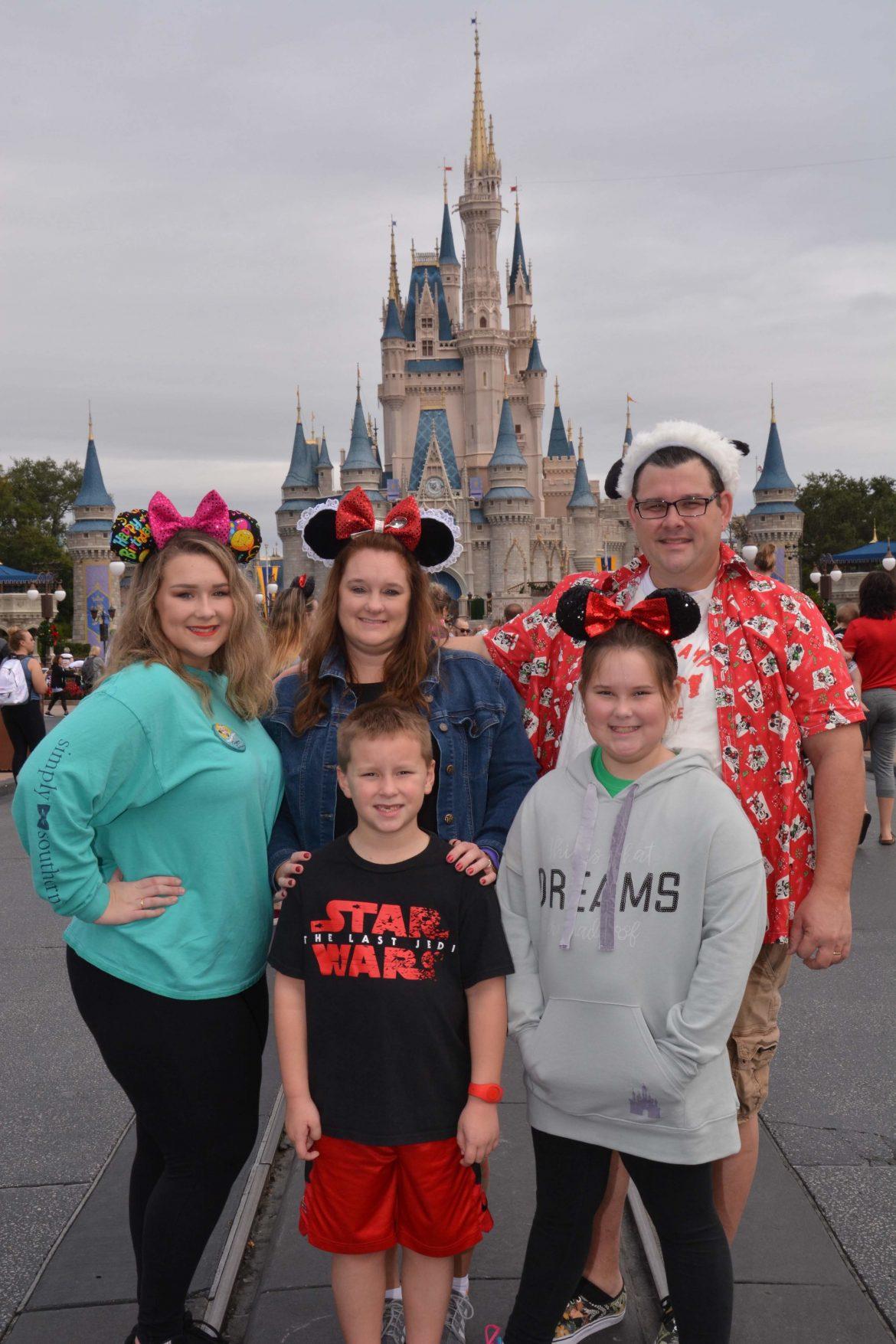 Our Disney Birthday Trip recap