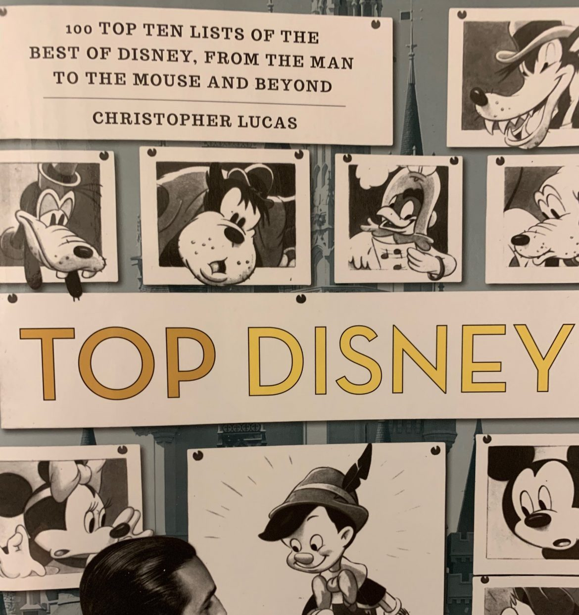 Top Disney by Christopher Lucas: A book review