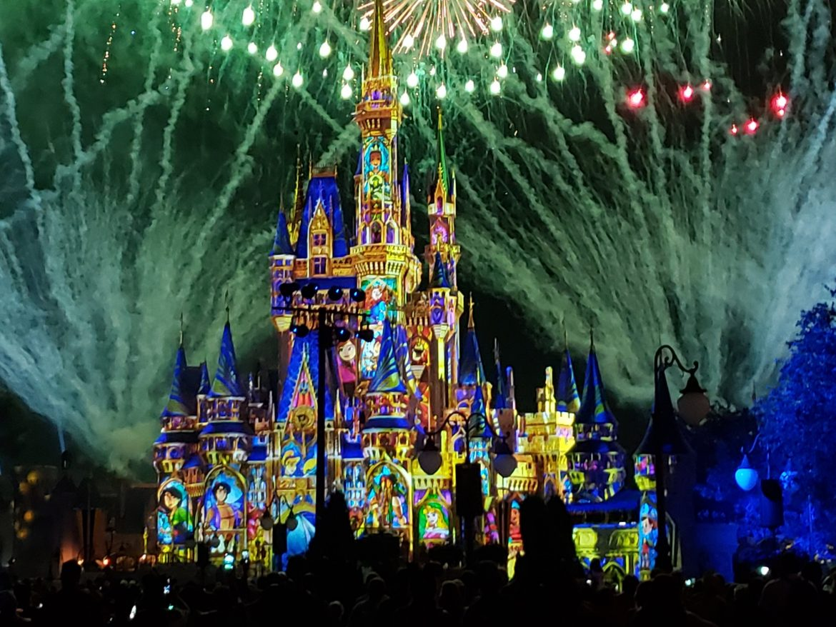 After Fireworks Dessert Party-Happily Ever After
